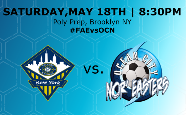 Preview: Nor'easters kick off 23rd season tonight in Brooklyn (Live Video)