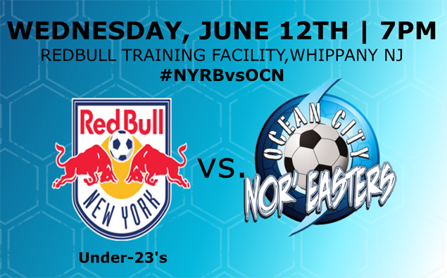Preview: Nor'easters hit the road to take on New York Red Bulls Under-23s tonight