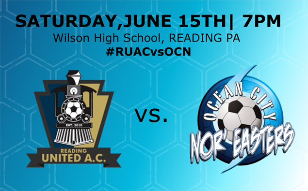 Preview: Nor'easters head north to face unbeaten Reading United for 49th time