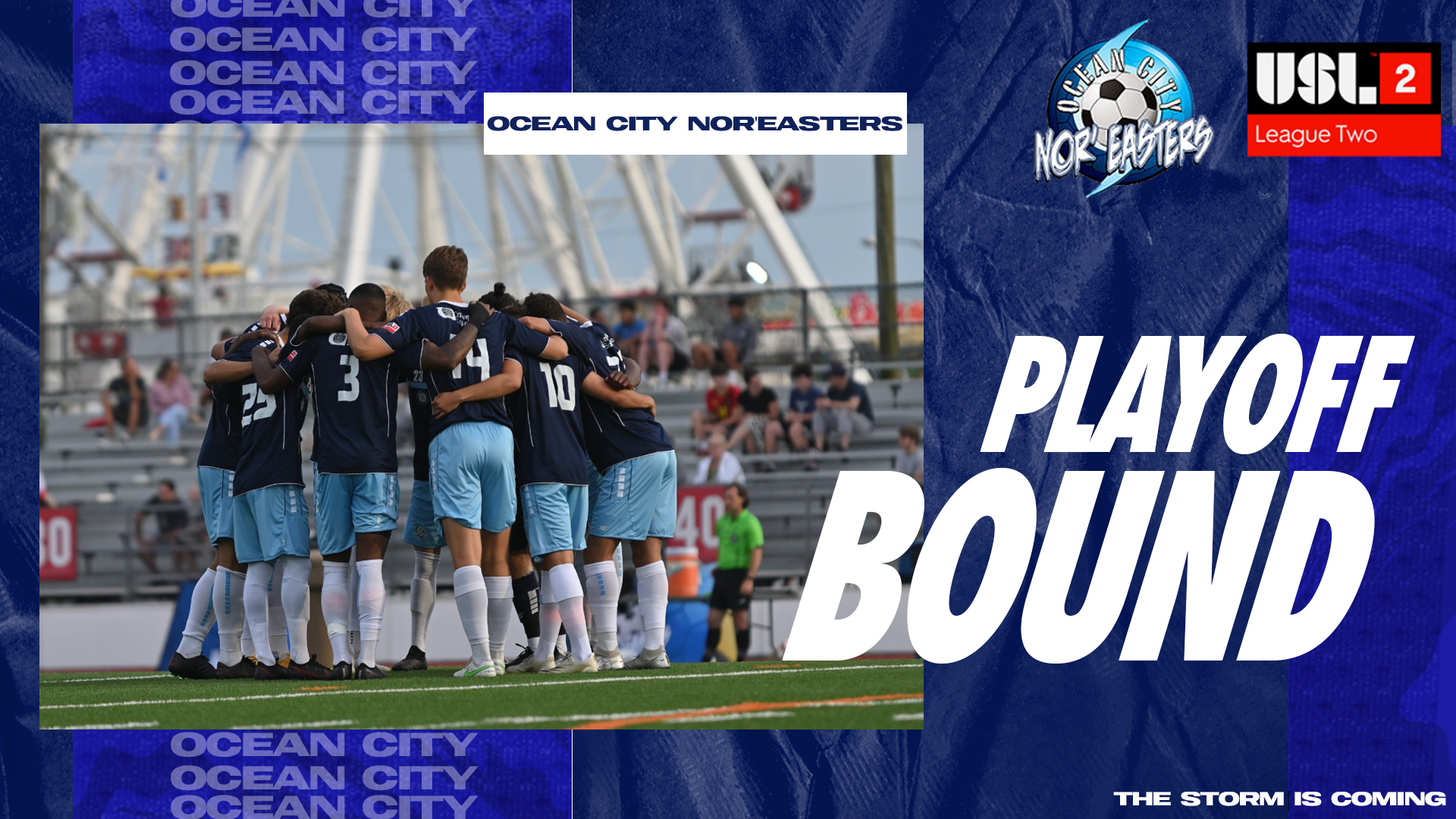 Nor'easters to open 2021 playoff run this weekend vs. Boston Bolts