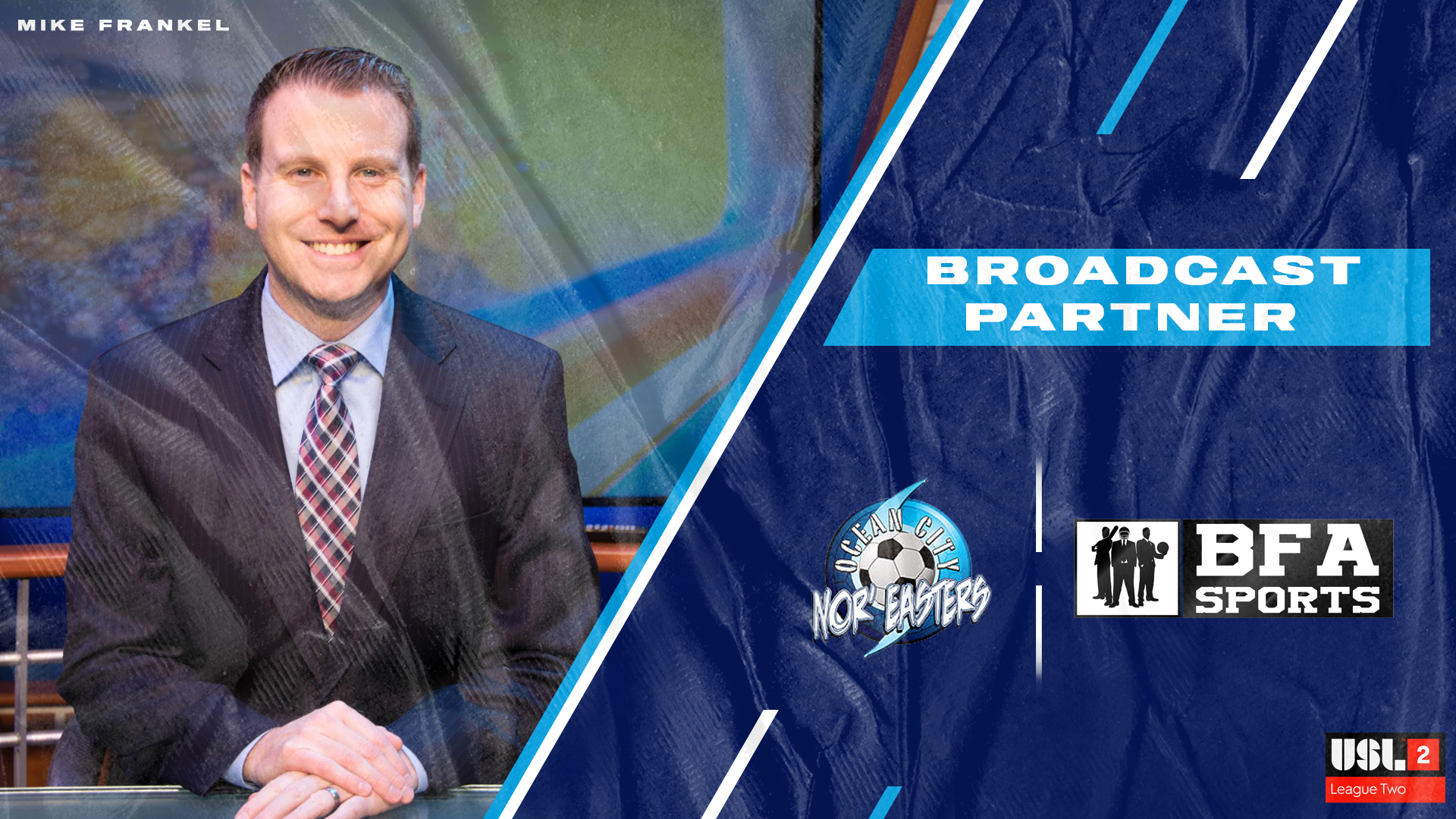 Nor'easters announce 2021 broadcast partner: BFA Productions