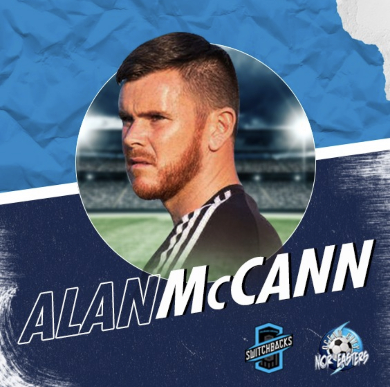 Nor'easters coach Alan McCann adds role with USL Championship side