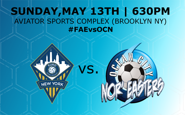 LIVE VIDEO: After US Open Cup win, Nor'easters open 2018 PDL season in Brooklyn on Sunday