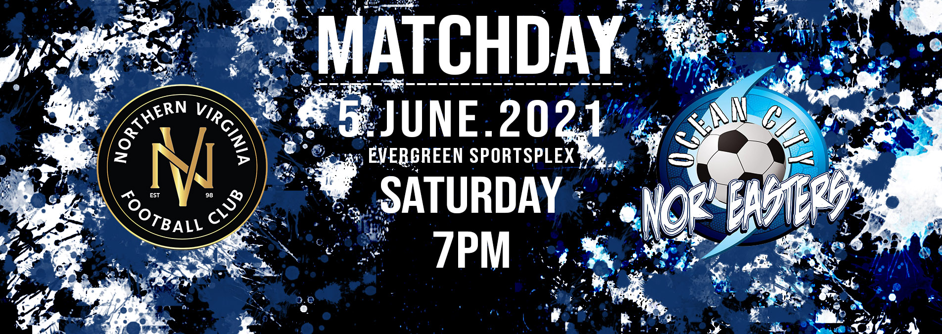 Preview: Nor'easters try to stay unbeaten, on the road at Northern Virginia FC