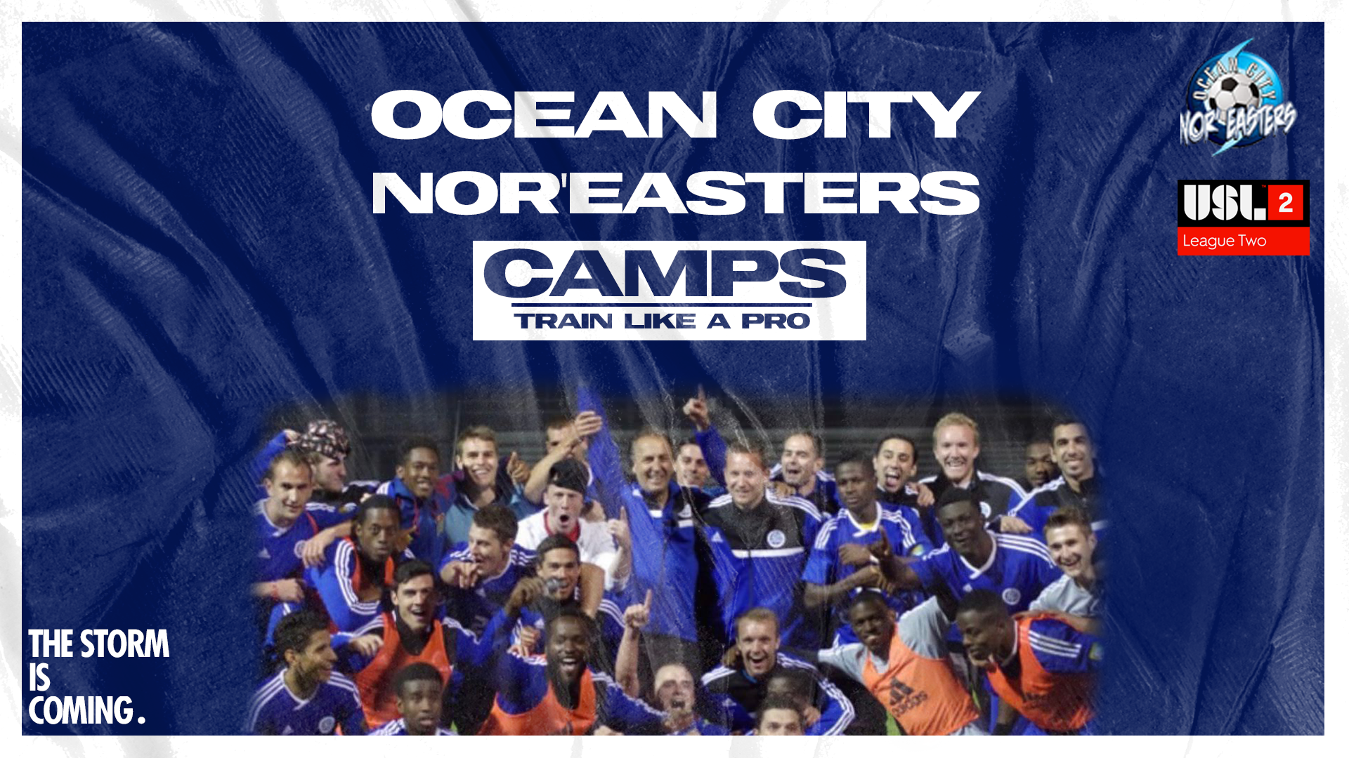 Sign up today: Nor'easters Train Like A Pro Camp Series