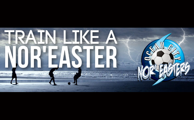 Sign up today: Train Like a Nor'easter this summer!