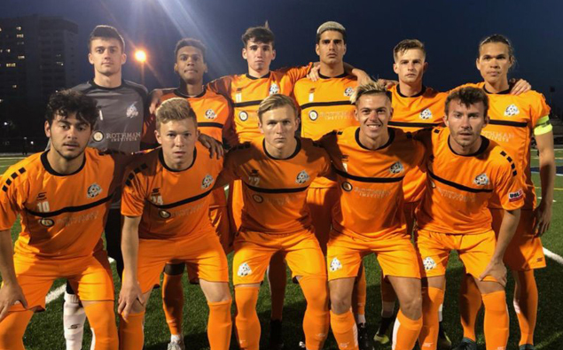 Nor'easters settle for 1-1 draw in season opener at FA Euro New York