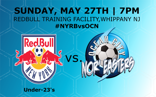PREVIEW: Nor'easters face another early season challenge against NY Red Bulls U-23s