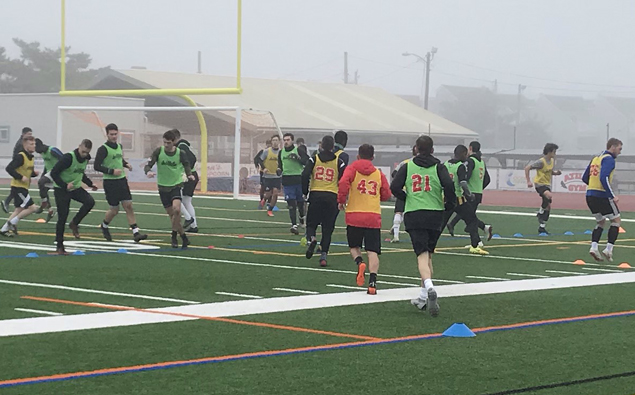 Register today: Ocean City Nor'easters holding tryouts for 2020 USL League Two season