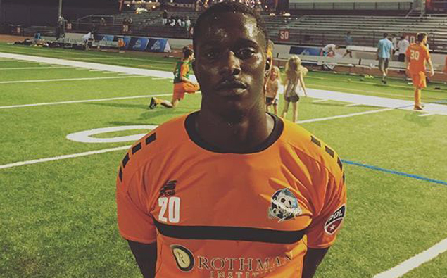 Goalkeepers shine, Mansaray scores late winner in Nor'easters' win over West Chester United