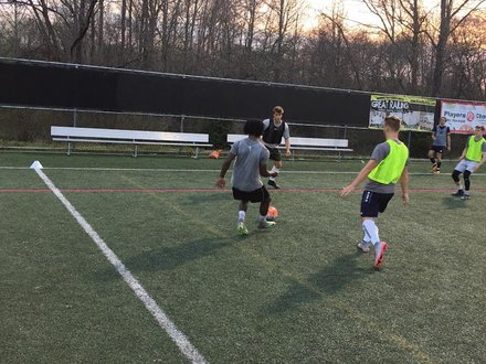 Nor'easters mine for 'diamonds in the rough' during spring tryout for 2017 PDL season