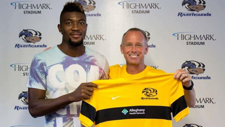 Ocean City's PDL MVP Chevy Walsh signs with Pittsburgh Riverhounds
