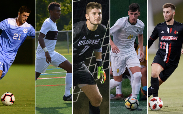 2018 Nor'easters College Soccer Report