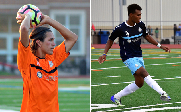 Award-winning talent returns to Nor'easters as part of strong defensive unit for 2019 season