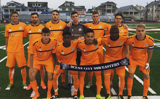 Nor'easters open 2017 PDL season with 4-1 win over Evergreen FC (VIDEO)