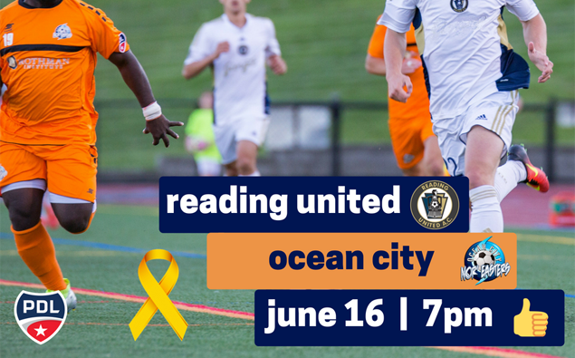 Preview: Nor'easters, Reading United renew rivalry Saturday night