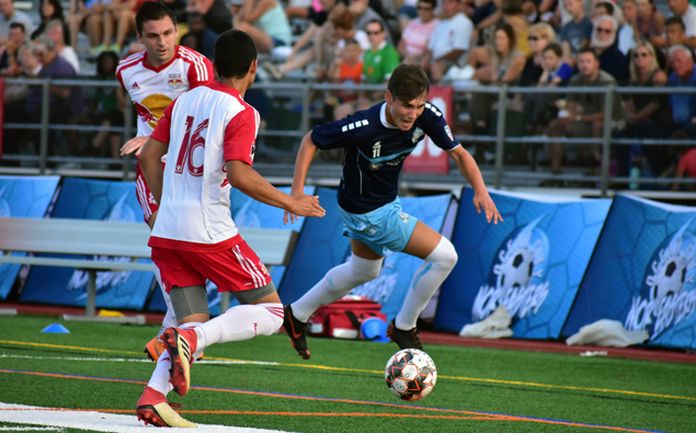 Nor'easters likely earn spot in 2019 US Open Cup with season finale win over Red Bulls U-23s (video)