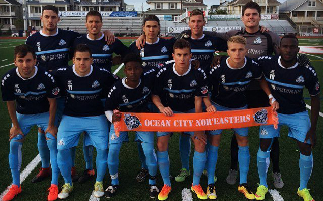 Comeback for the ages: Nor'easters stun Evergreen FC with three goals in final five minutes