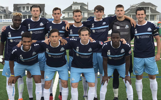 Nor'easters get back on track with 3-0 shutout of Evergreen FC