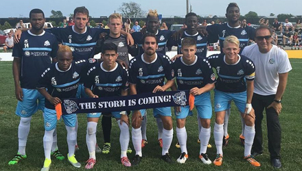 Ocean City Nor'easters' magical playoff run ends in PDL final four