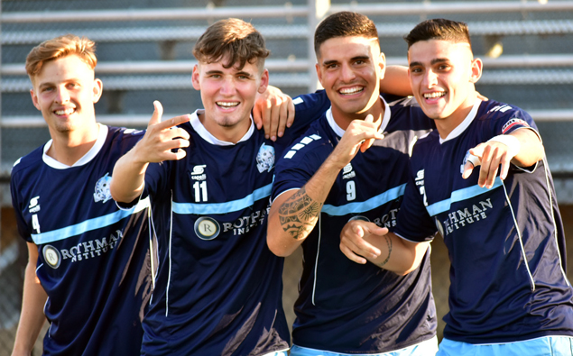 Deri Corfe shares USL League Two scoring title as Nor'easters draw 3-3 with Long Island Rough Riders