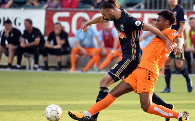 Nor'easters' US Open Cup run ends at North Carolina FC in Third Round